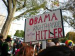 Obama is just like right handed Hitler