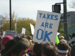 Taxes are ok