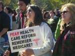 Fear health care reform, remember Medicare?